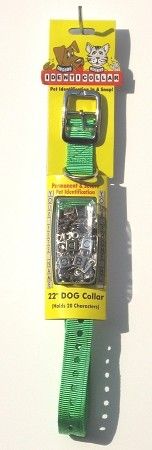 IDENTICOLLAR - DOGS  PACKAGED